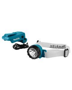 Makita DEADML800 14,4 V / 18 V Hoofdlamp led