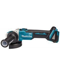 Makita DGA521ZX1 18 V Haakse slijper 125 mm X-LOCK