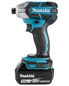 Makita DTS141RTJ 18 V Impulsschroevendraaier