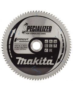 Makita E-06317 Afkortzaagblad Aluminium