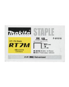 Makita F-81518 Niet 7mm 10,0x0,5x0,7mm