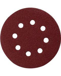 Makita P-43549 Schuurschijf 125mm K60 Red Velcro