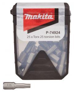 Makita P-74924 Schroefbit T25x25mm