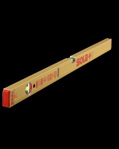 Sola AZ80 blokwaterpas 80 cm (2 libellen)