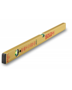 SolaAZM120 Blokwaterpas Magnetisch 120 cm (2 libellen)