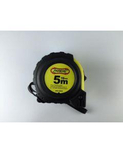Rolbandmaat magnetisch 5M. - 19mm. - Pariere nr. 4505.