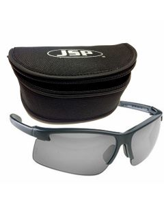 Veiligheidsbril PA800 Panorama UV400 getint + tasje