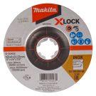 Makita E-00402 Afbraamschijf X-LOCK 125x22,23x6,0mm RVS